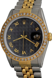 Rolex Datejust inventory number C34415 mobile image