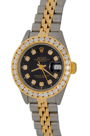 Rolex Datejust inventory number C34600 mobile image