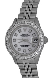 Rolex Datejust inventory number C34606 mobile image