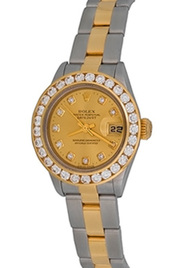 Rolex Datejust inventory number C34749 mobile image