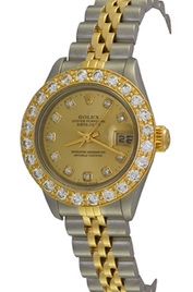 Rolex Datejust inventory number C36047 mobile image
