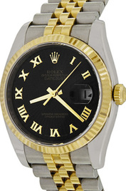 Rolex Datejust inventory number C36349 mobile image