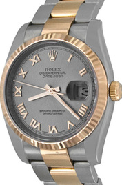 Rolex Datejust inventory number C36355 mobile image