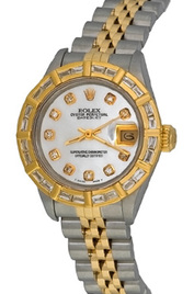 Rolex Datejust inventory number C36367 mobile image