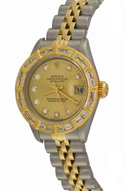 Rolex Datejust inventory number C36391 mobile image
