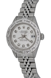 Rolex Datejust inventory number C36505 mobile image