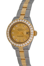 Rolex Datejust inventory number C36509 mobile image