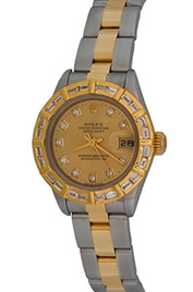 Rolex Datejust inventory number C36511 mobile image