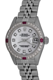 Rolex Datejust inventory number C36527 mobile image