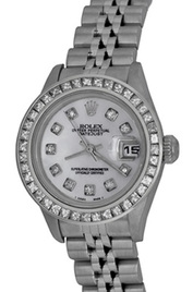 Rolex Datejust inventory number C36542 mobile image