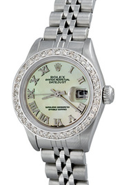 Rolex Datejust inventory number C36553 mobile image