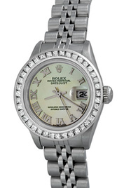 Rolex Datejust inventory number C36577 mobile image