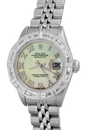 Rolex Datejust inventory number C36581 mobile image