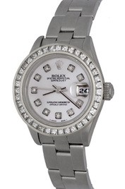 Rolex Datejust inventory number C36618 mobile image