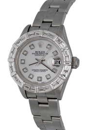 Rolex Datejust inventory number C36619 mobile image