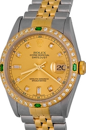 Rolex Datejust inventory number C36650 mobile image