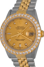Rolex Datejust inventory number C36653 mobile image