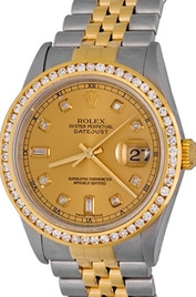 Rolex Datejust inventory number C36661 mobile image