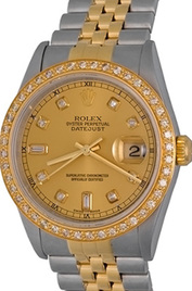 Rolex Datejust inventory number C36672 mobile image
