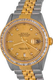 Rolex Datejust inventory number C36674 mobile image