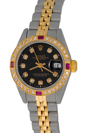 Rolex Datejust inventory number C37160 mobile image