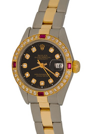 Rolex Datejust inventory number C37199 mobile image