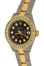 Rolex Datejust inventory number C37204 mobile image