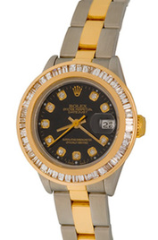 Rolex Datejust inventory number C37214 mobile image
