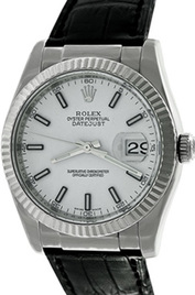 Rolex Datejust inventory number C37648 mobile image