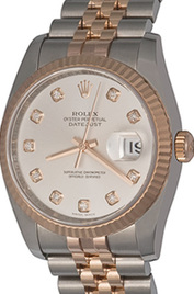 Rolex Datejust inventory number C38245 mobile image