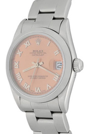 Rolex Datejust inventory number C38838 mobile image