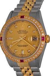 Rolex Datejust inventory number C38980 image