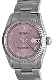 Rolex Datejust inventory number C39807 mobile image