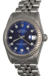 Rolex Datejust inventory number C40393 mobile image