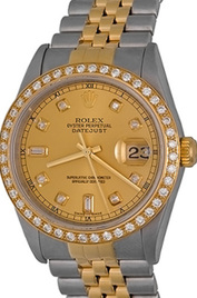Rolex Datejust inventory number C40429 mobile image
