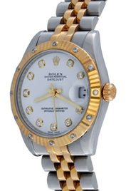 Rolex Datejust inventory number C40499 mobile image