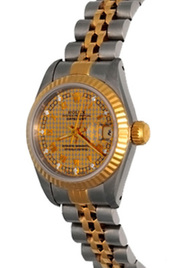 Rolex Datejust inventory number C43179 mobile image