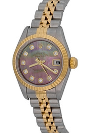 Rolex Datejust inventory number C43293 mobile image