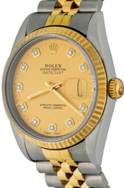 Rolex Datejust inventory number C43889 mobile image