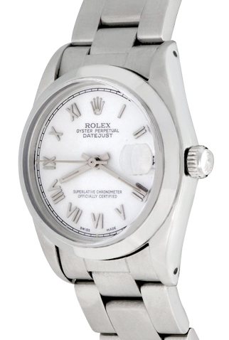 Product rolex datejust 68240 midsize watch main c44032