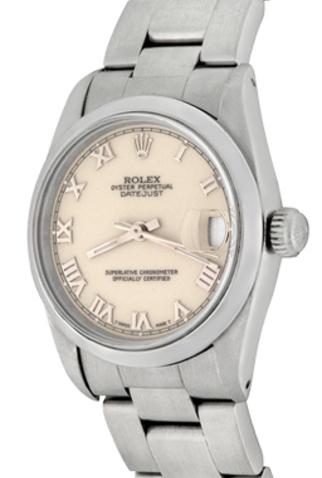 Product rolex datejust 68240 midsize watch main c44571