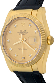 Rolex Datejust inventory number C45232 mobile image