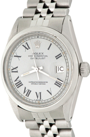 Rolex Datejust inventory number C45666 mobile image