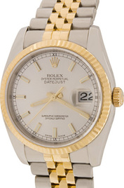 Rolex Datejust inventory number C45833 mobile image