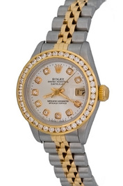 Rolex Datejust inventory number C45876 mobile image
