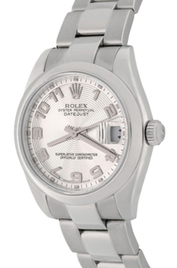 Rolex Datejust inventory number C45880 mobile image