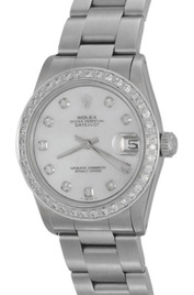 Rolex Datejust inventory number C46041 mobile image