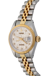 Rolex Datejust inventory number C46054 mobile image