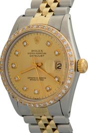 Rolex Datejust inventory number C46233 image