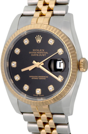Rolex Datejust inventory number C46560 mobile image